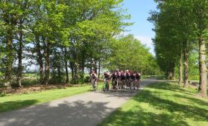 Trainen voor een toertocht met Sport Nu Westerland