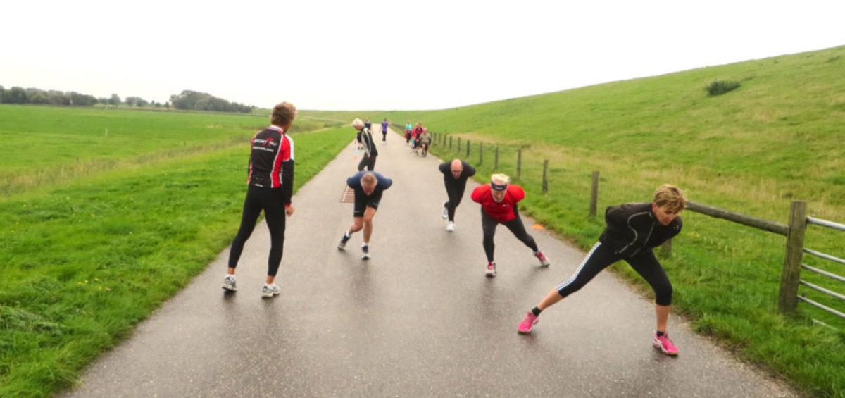 Schaatsdroogtraining Sport Nu Westerland