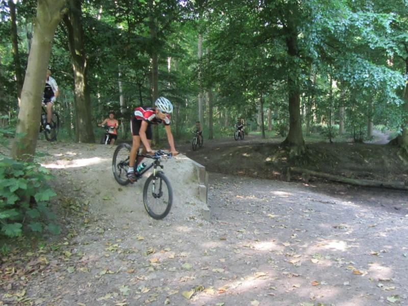 Mountainbike 3-daagse Dijkgatbos