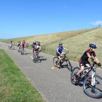 Mountainbiken voor jeugd in de zomervakantie