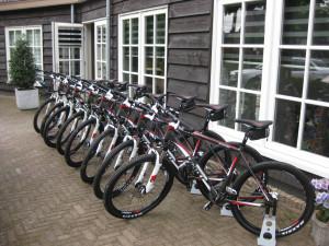 Sport Nu Mountainbike Verhuur