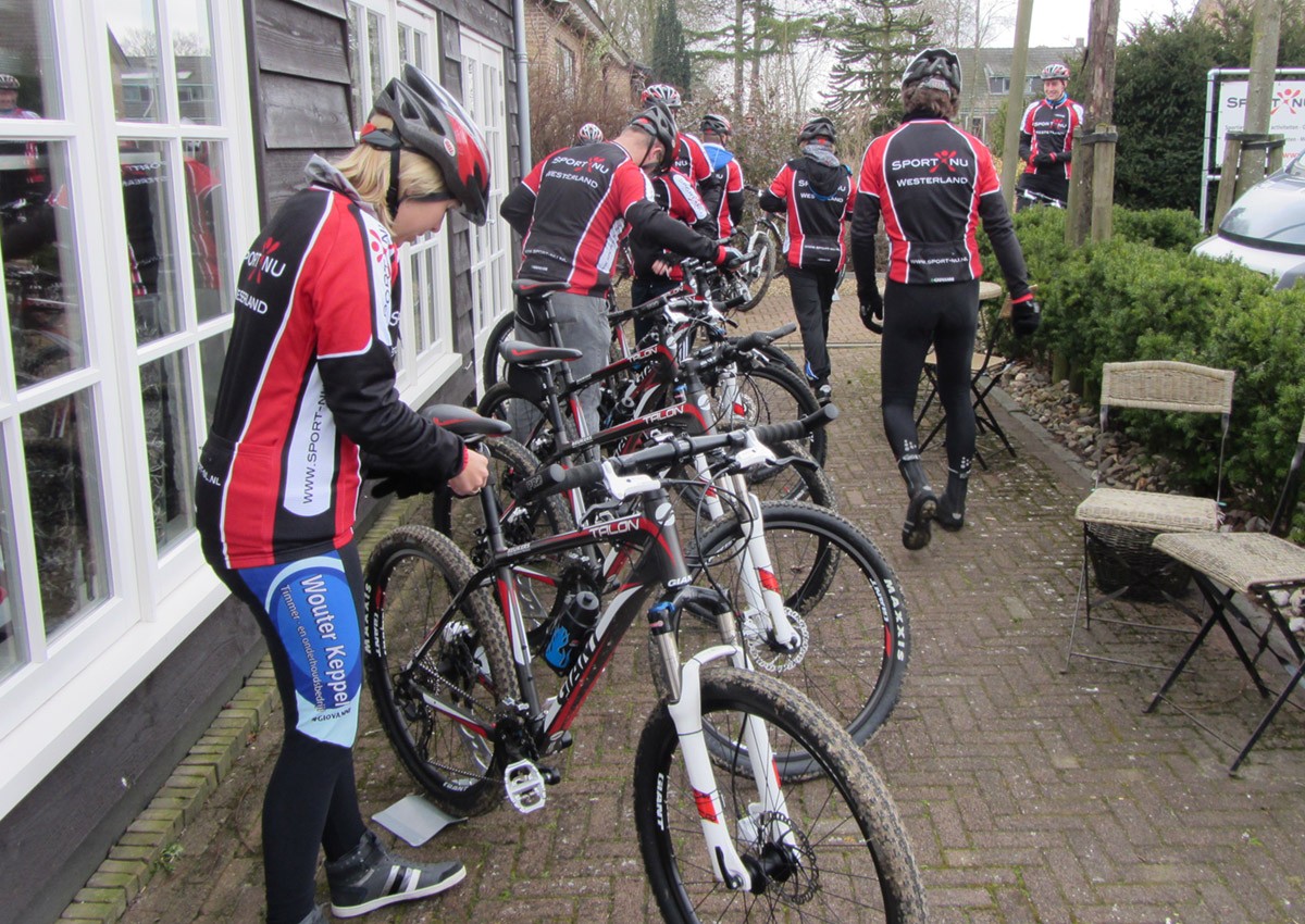 MTB Opstapdag Sport Nu Westerland Activiteiten