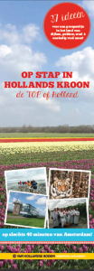 Brochure Op stap in Hollands Kroon