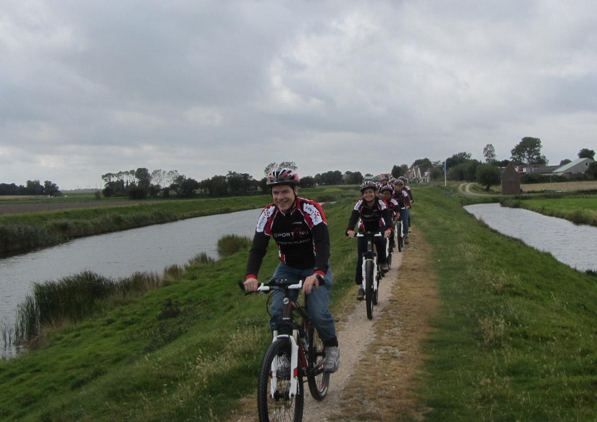 Sportieve Groepsuitjes in Noord Holland