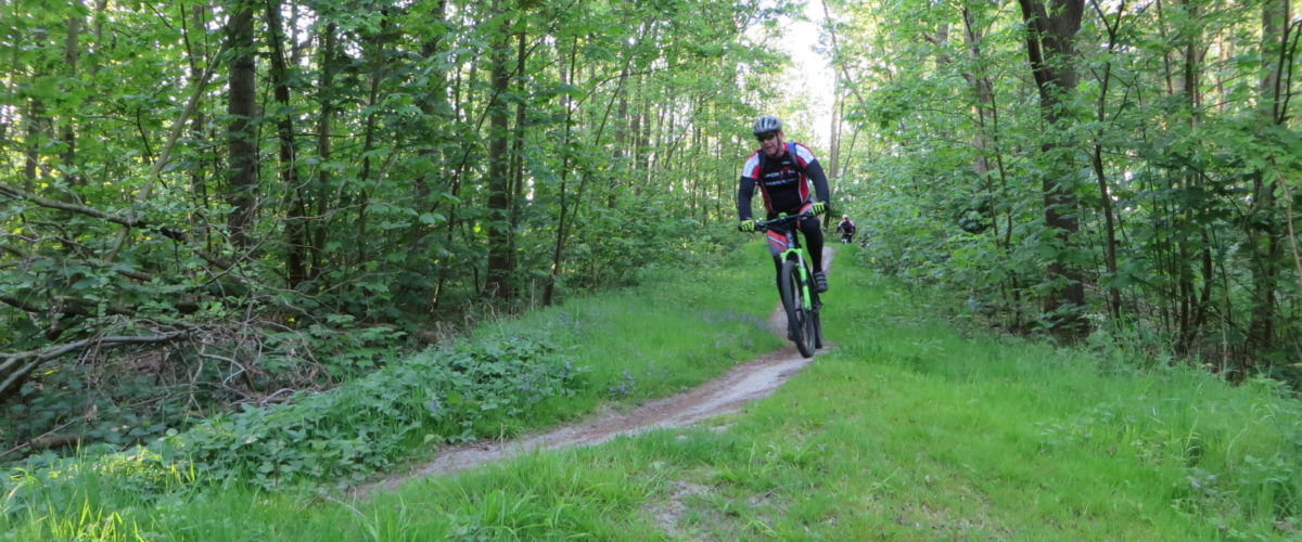 Mountainbike clinic Sport Nu