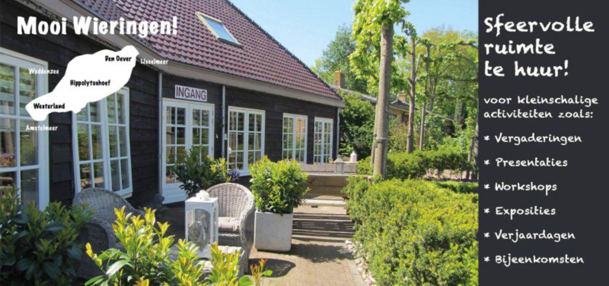 Vergaderruimte in Noord Holland