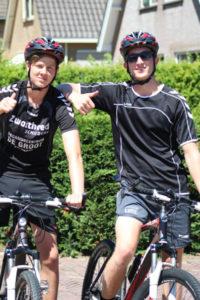 mountainbike groepsuitje dijkgatbos sport nu