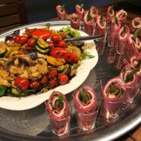 Bedrijfsuitjes met catering Cuisien