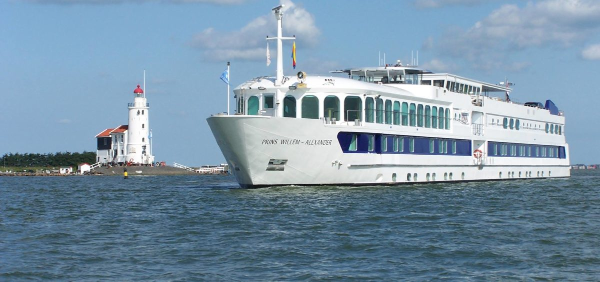 Vakantie-hospitaalschip Prins Willem-Alexander