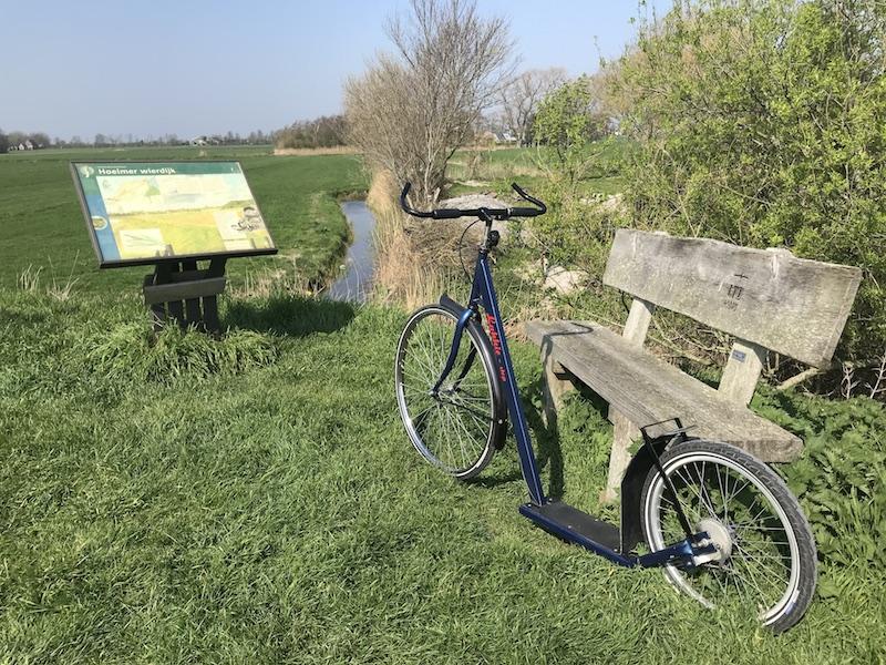Fietsverhuur Wieringen Noord Holland