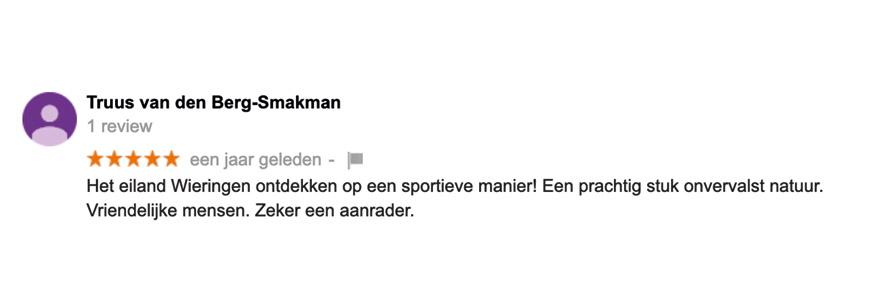 bedrijfsuitjes in noord holland review