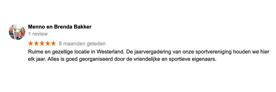 vergaderlocatie noord holland