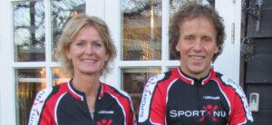 Broer en Renate Sport Nu-Mooi Wieringen home