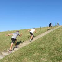 Schaatsplank Training Sport Nu Westerland